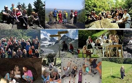 Klettersteig Zittauer Gebirge : Familienfahrt zittauer gebirge